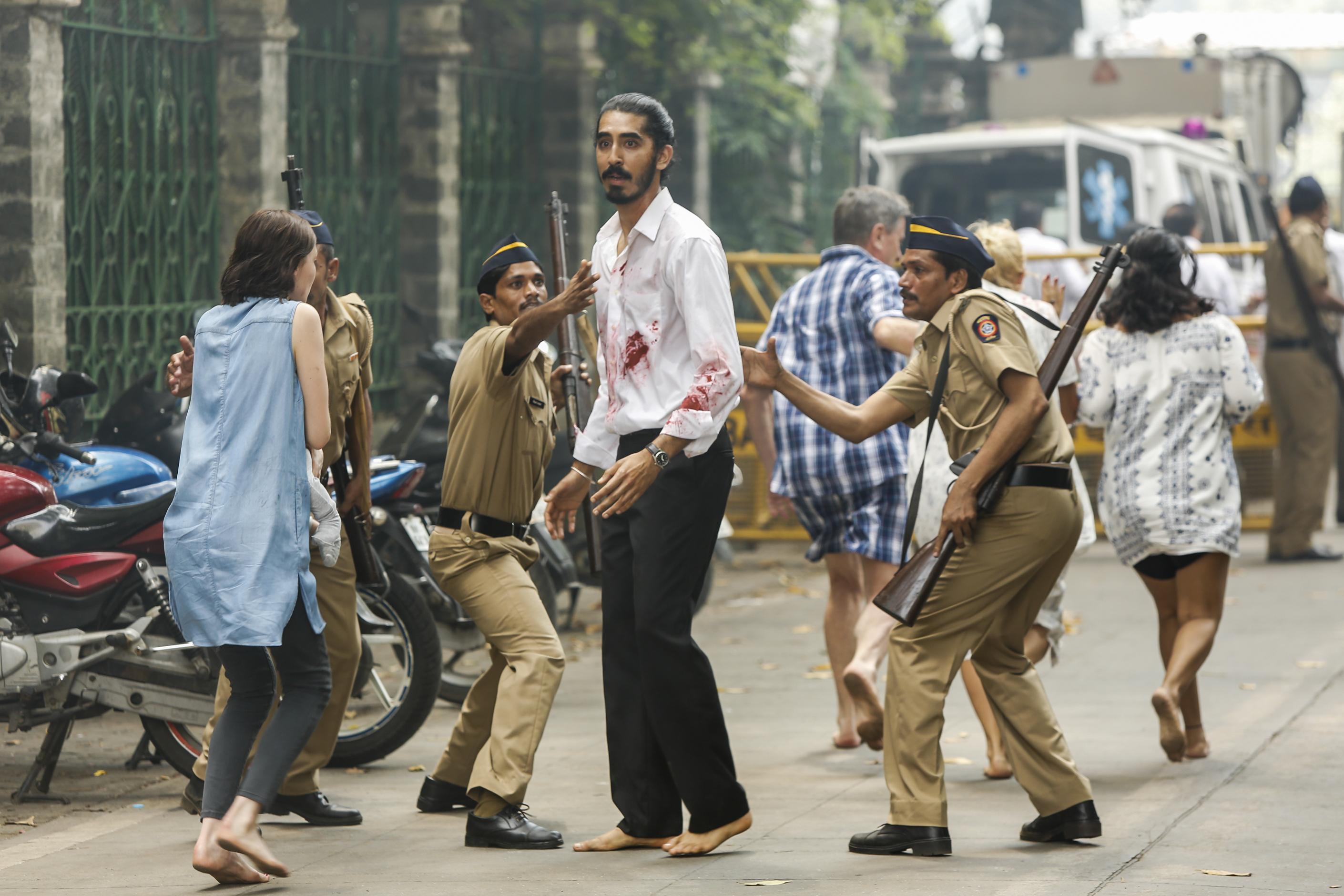 Hotel Mumbai  - Terrortámadás majdnem élőben