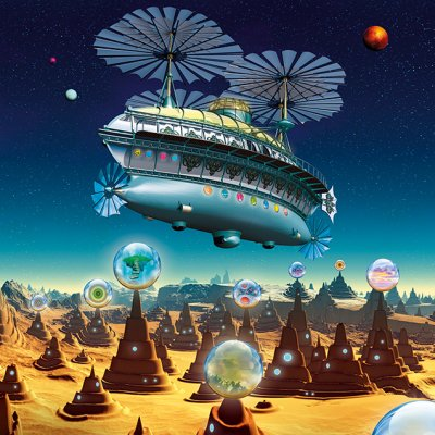 A varázslatos világűr - Csillagközi kaland