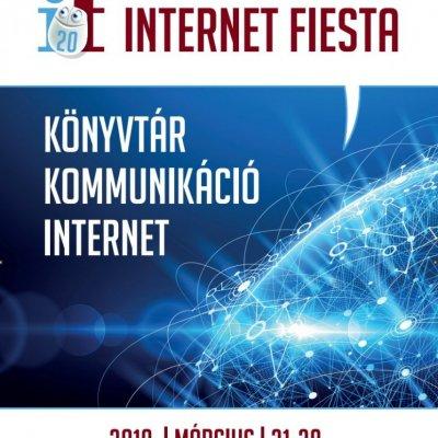 20. Internet Fiesta - Könyvtár – Kommunikáció – Internet