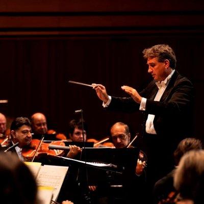 Hamar Zsolt és a Zeneakadémia Szimfonikus Zenekara