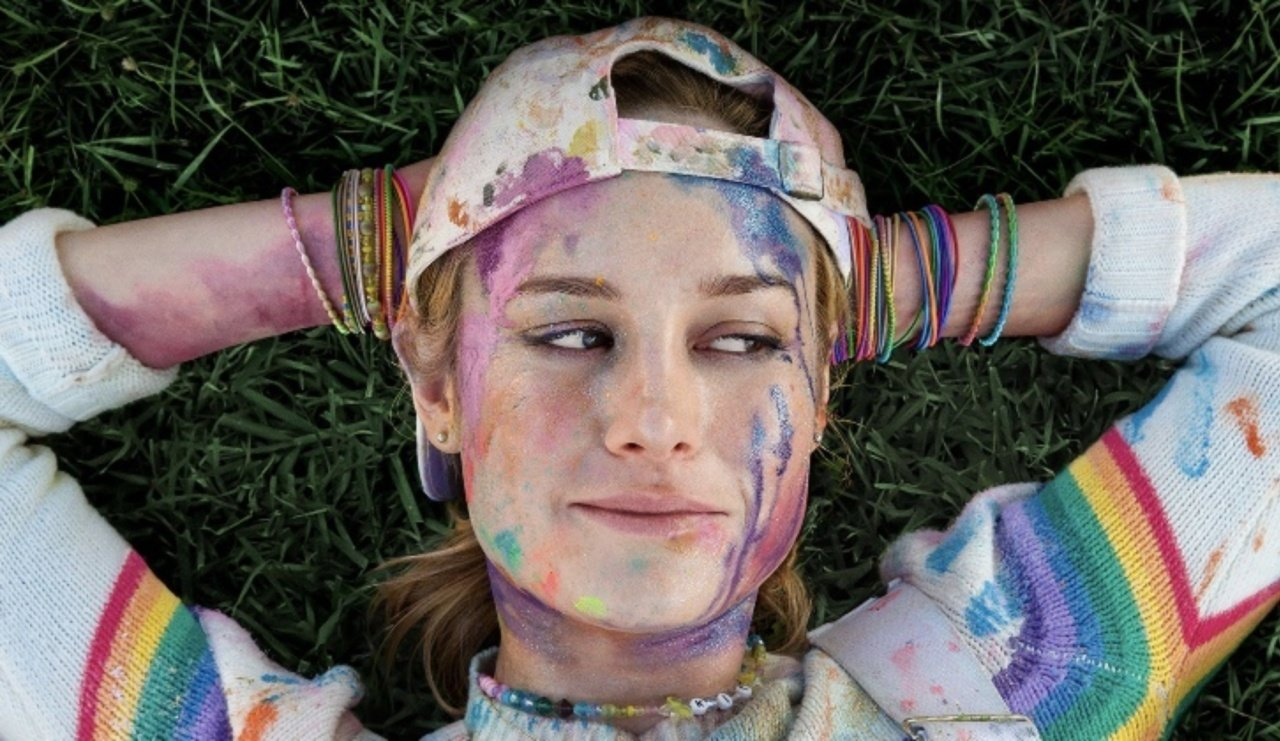 Brie Larson felrobbantotta a cukiságbombát