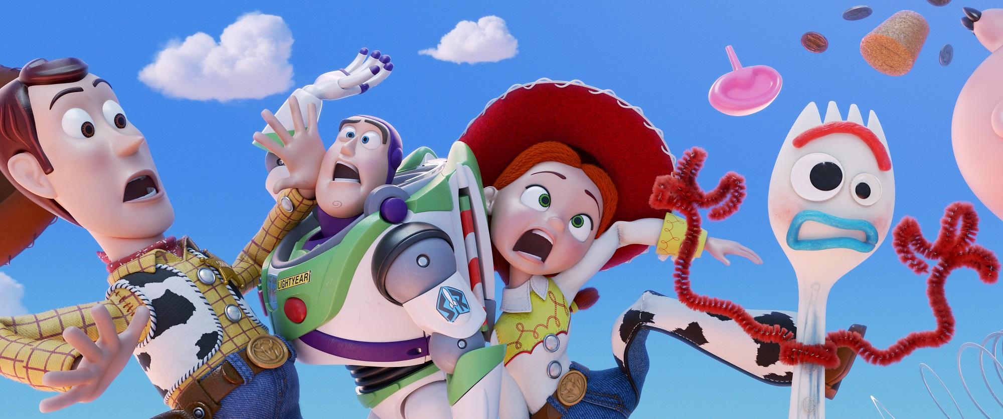 Toy Story 4 – Nevetsz és meghatódsz a játékokon, aztán megint nevetsz