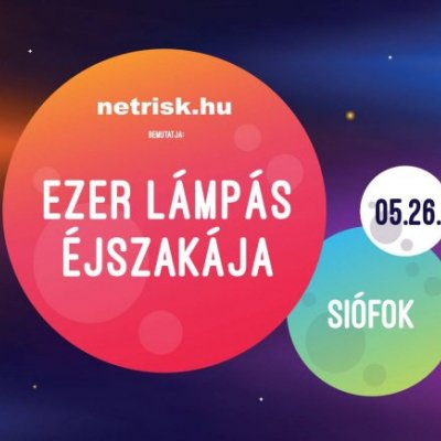 Ezer Lámpás Éjszakája - Budapest