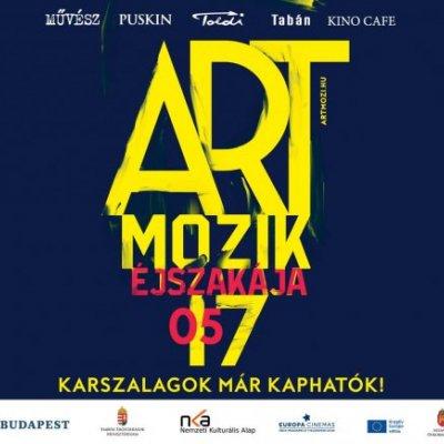 ed5560cbea 18:00, Film fesztivál Május 17-én ismét itt az Artmozik Éjszakája! Öt  fővárosi művészmozi összesen 14.