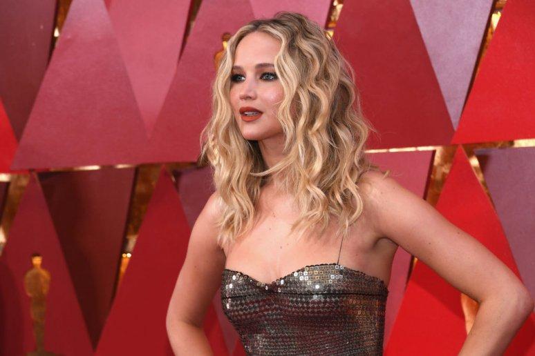 Jennifer Lawrence újra munkában