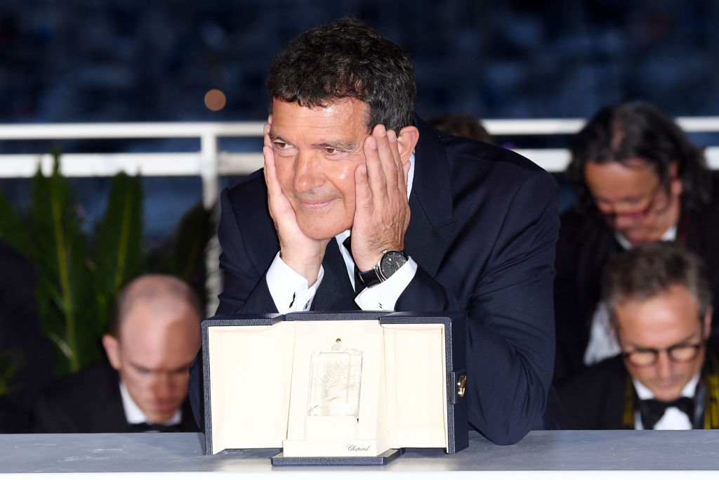 Antonio Banderas is nyert Cannes-ban