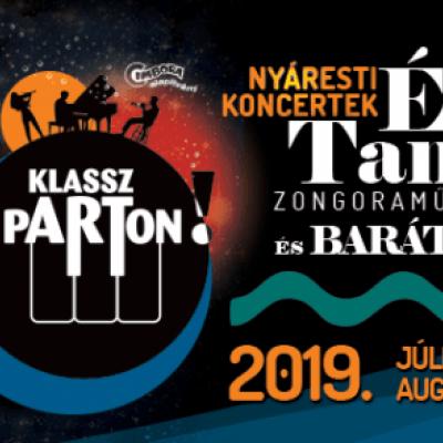 KLASSZ a pARTon! Fesztivál 2019