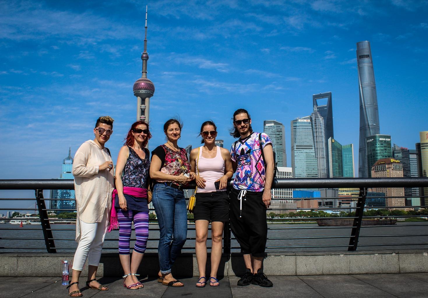 WAMP design vásár Kínában a BudapestFesten