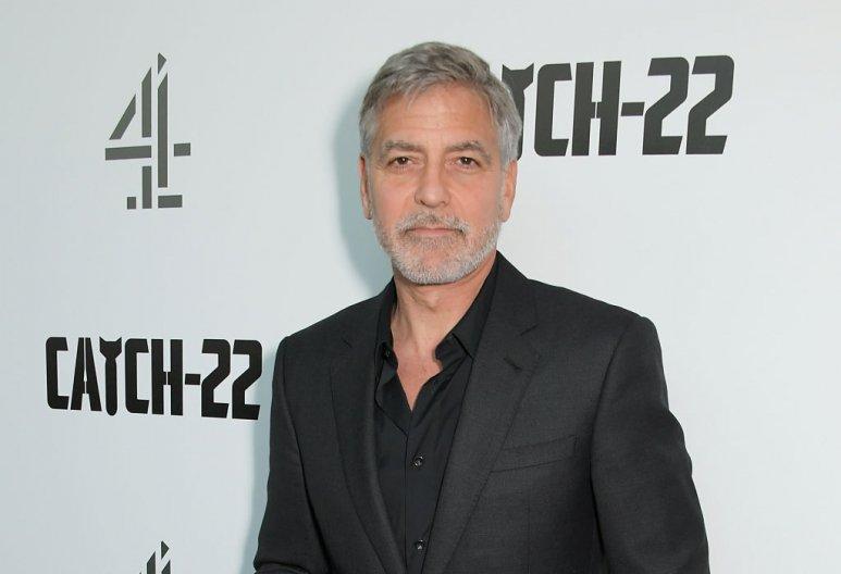 George Clooney-t is megszerezte a Netflix