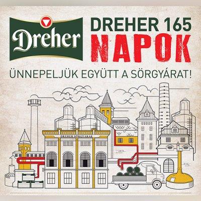 Dreher165 Napok