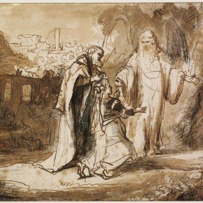 Rembrandt és tanítványai. Rajzok és rézkarcok a Szépművészeti Múzeum gyűjteményéből