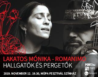 Lakatos Mónika - Romanimo