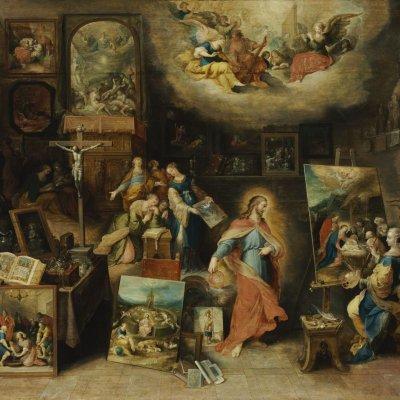 Rubens, Van Dyck és a flamand festészet fénykora