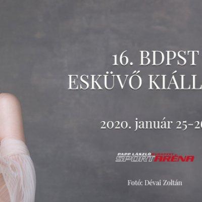 16. BDPST Esküvő Kiállítás