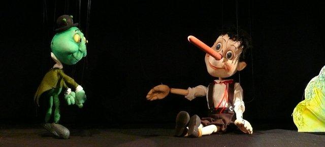 Pinokkió, az öntudatára ébredő robotgyerek
