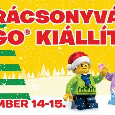 Karácsonyváró LEGO® kiállítás