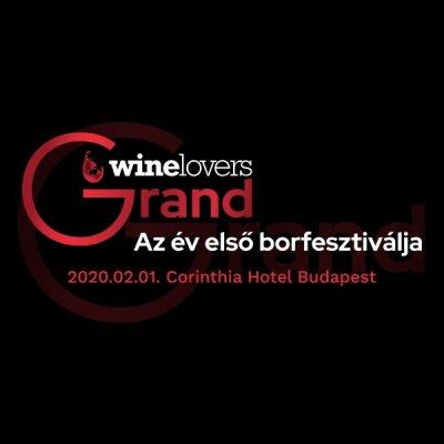 Winelovers Grand - Az év első borfesztiválja