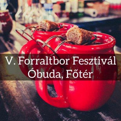 V. Forralt Bor Fesztivál és Kézműves Ünnep, Téli Italmámor