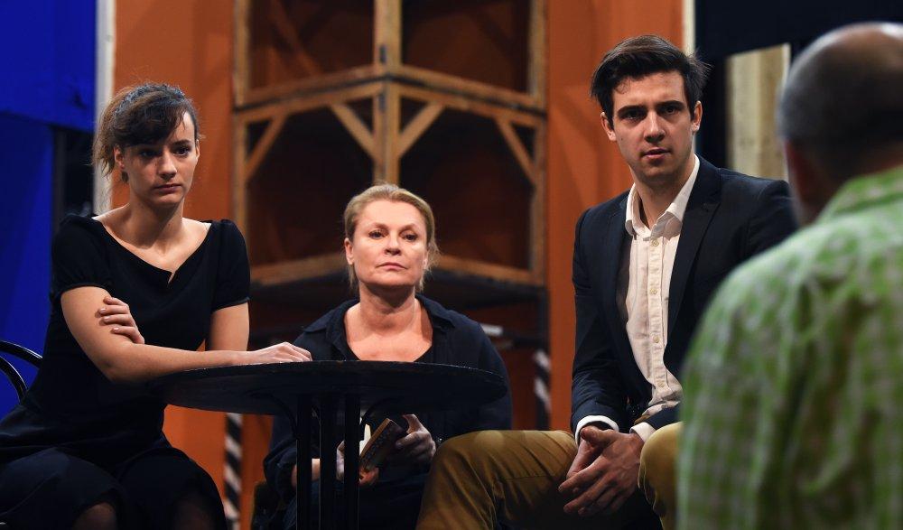 Zsótér Sándor rendezésében látható Molnár-darab a Vígszínházban
