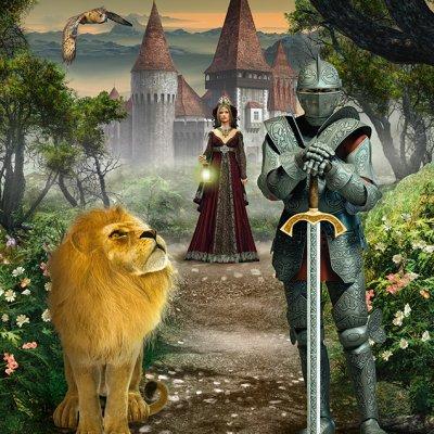Legendás lovagkor - Az apród titkos küldetése