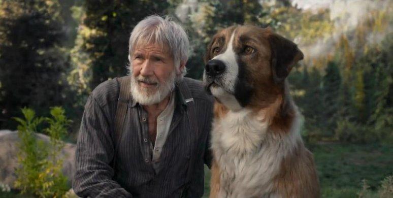 Gigantikus pénzügyi bukta lett Harrison Ford kutyás kalandfilmje, A vadon hívó szava