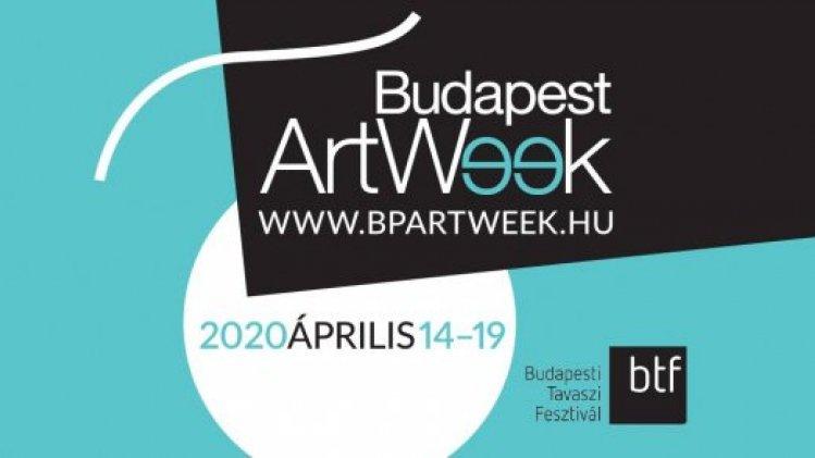 Budapest Art Week áprilisban száznál is több kiállítással