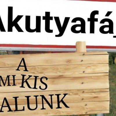 Akutyafája - A mi kis falunk