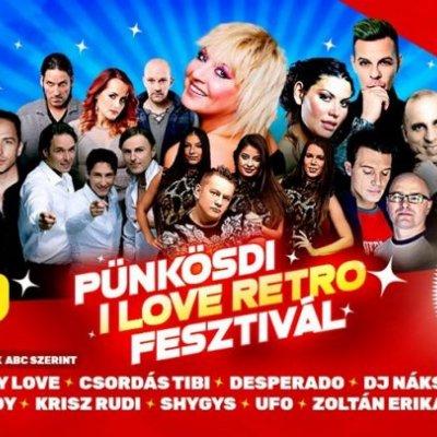 Pünkösdi I Love RETRO Fesztivál - Balatonfüred