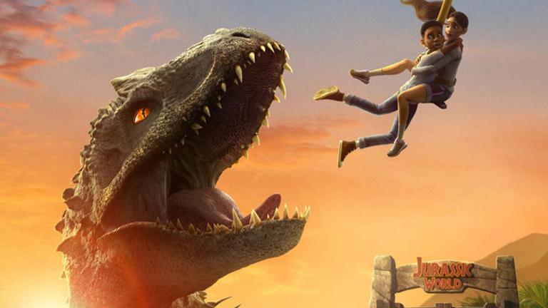 Jurassic Parkos animációs sorozatot csinált a Netflix, van már előzetes is hozzá!
