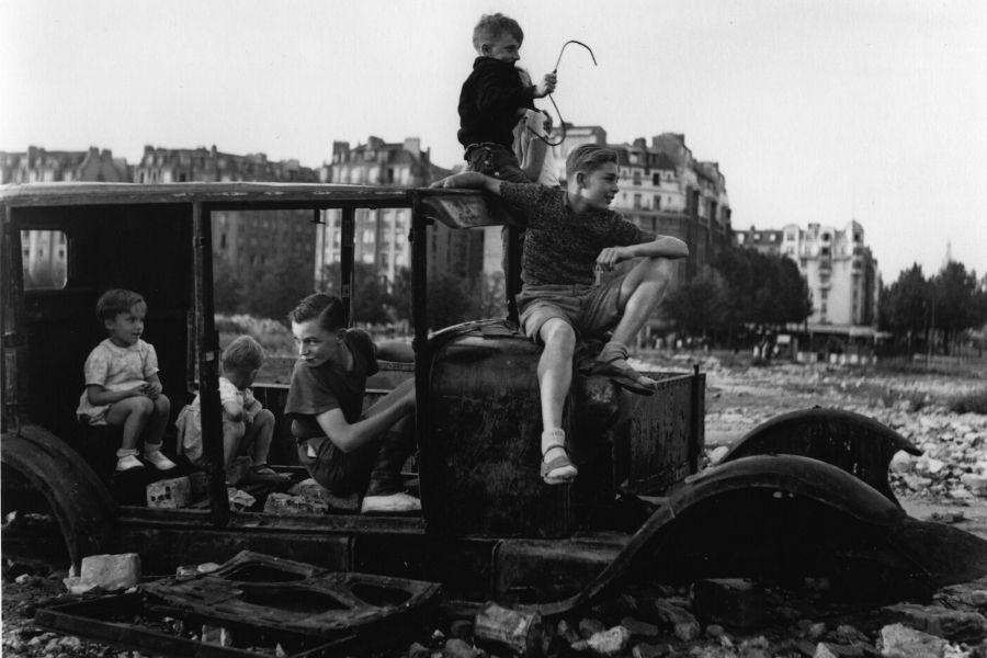 Robert Doisneau: Párizstól Palm Sringsig