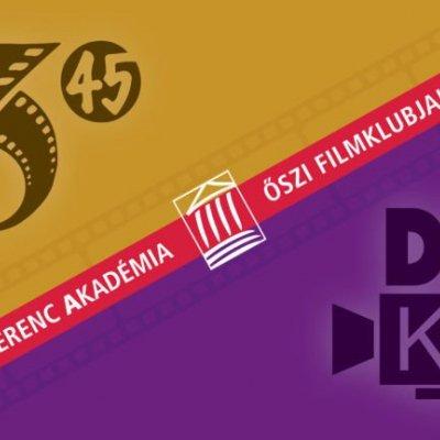 Faludi Ferenc Akadémia őszi filmklubja