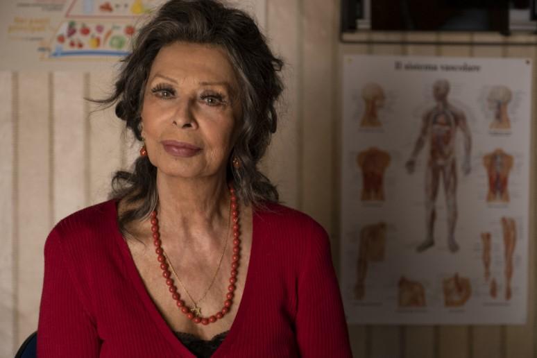 A 86 éves Sophia Loren egyenesen a szívünkbe talál