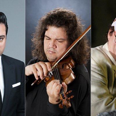 Paganini + Balázs János, Lendvay József, Szakcsi Lakatos Béla