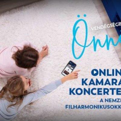 Vendégségben Önnél - Kamarakoncert a Nemzeti Filharmonikusokkal