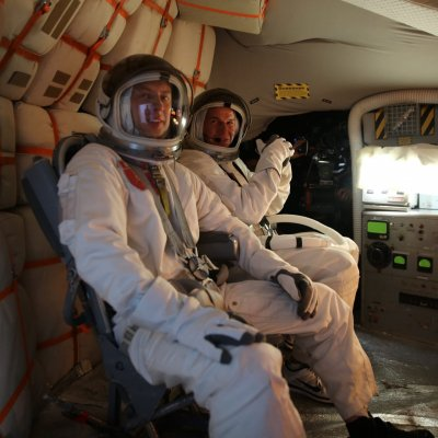 Vészhelyzet a világűrben
