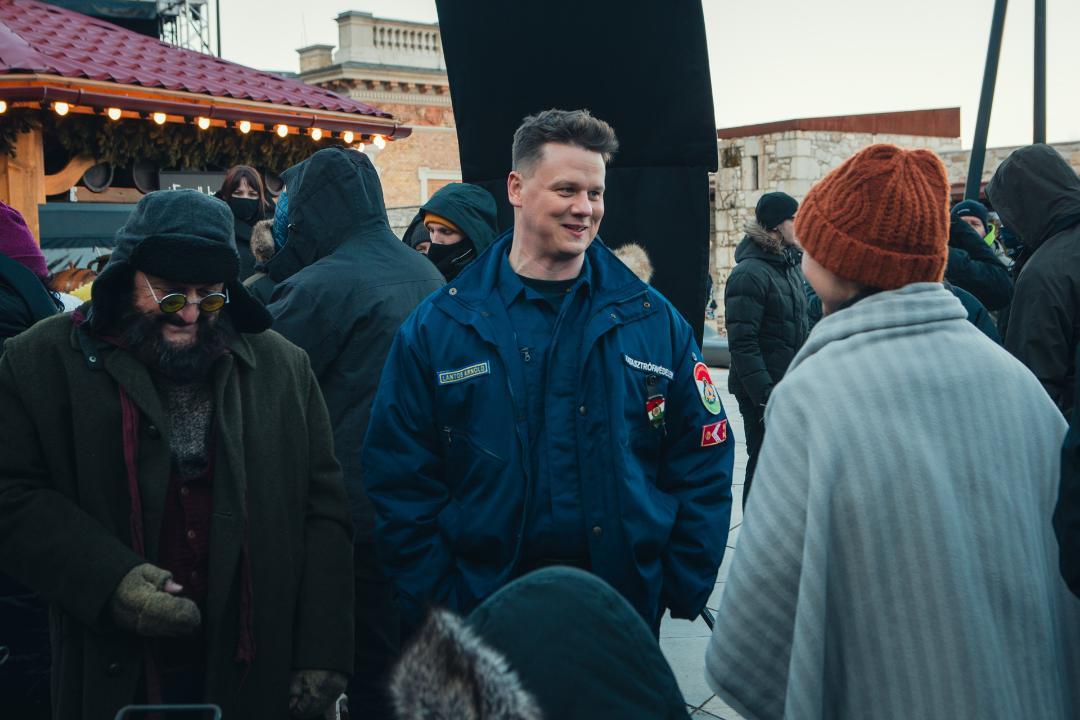 Ötvös András: Fotók: Takács Attila / Nagykarácsony Film Kft.