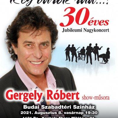 Gergely Róbert - Rég várok Rád!