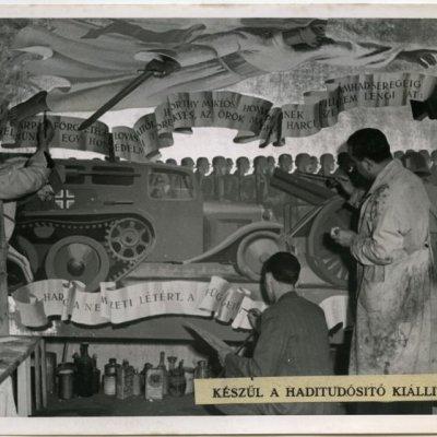 """""""Objektív"""" szemmel – Válogatás a haditudósító század felvételeiből, 1941-1944"""
