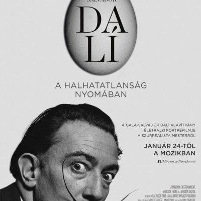 A művészet templomai - Budapesti Tavaszi Fesztivál - Salvador Dalí - A halhatatlanság nyomában