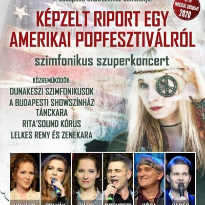 Képzelt Riport Szimfonikus Szuperkoncert - Budapest