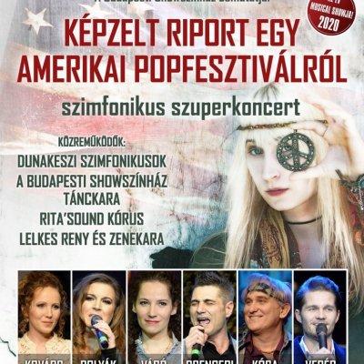 Képzelt Riport Szimfonikus Szuperkoncert - Győr