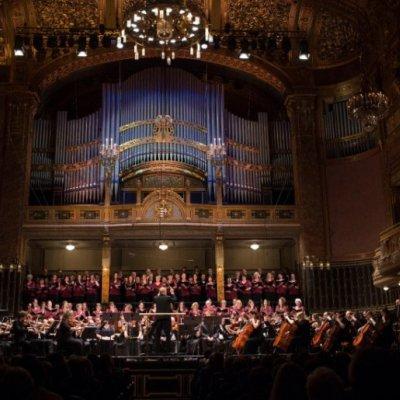 Az Eötvös Loránd Tudományegyetem zenei együtteseinek hangversenye