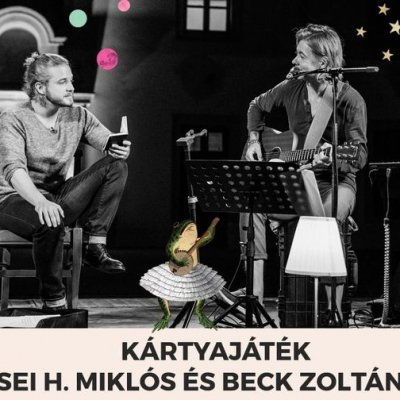 Beck Zoltán - Vecsei H. Miklós: Kártyajáték
