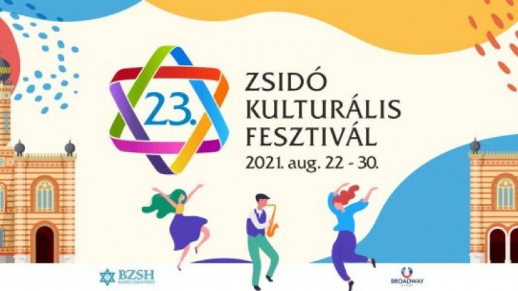 23. Zsidó Kulturális Fesztivál