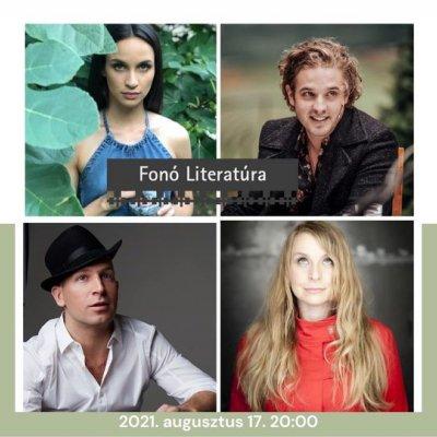 Fonó Literatúra – zenés felolvasószínház népköltésekkel