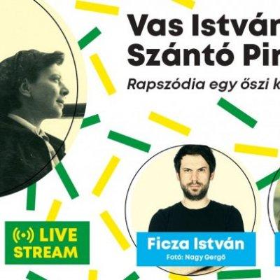 Vas István és Szántó Piroska: Mintha járványban történt volna - Árnyjátékok az A38 Hajón