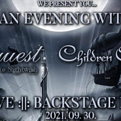 An Evening with Nightquest + Children of Decadence