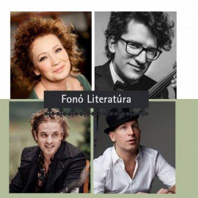 Fonó Literatúra: Udvaros Dorottya, Vecsei H. Miklós, Farkas Izsák, Berecz István
