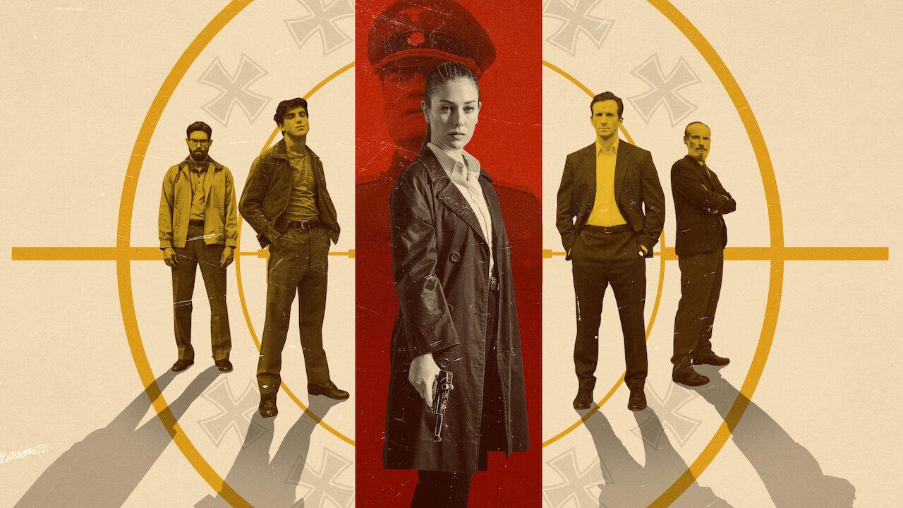 Akcióban gyenge, de sztoriban jó a nácivadász spanyol sorozat